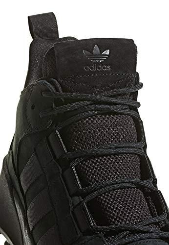 Negro 45 Zapatillas Eu Color Hombre Talla Adidas Cuero Para Negro Originals De 5 0UqnawxAg