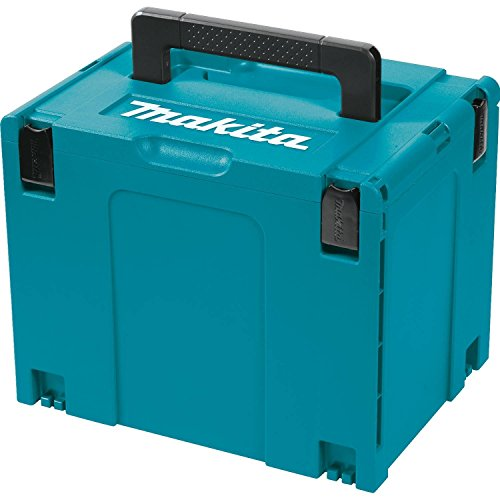 Makita 197213-3 Interlocking Case, X-Large 12-1/2'' x 15-1/2'' x 11-5/8'' by Makita