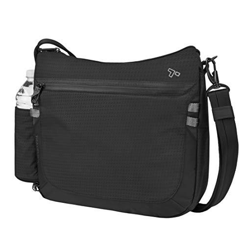 Travelon Anti-Theft Active Medium Crossbody Messenger Bag