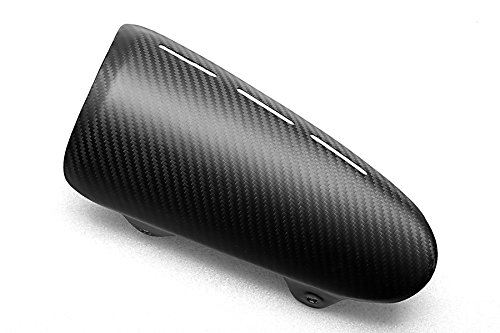 RC Carbon Fiber Rear Upper Exhaust Heat Shield Ducati Diavel Hyperion Global Trading Inc