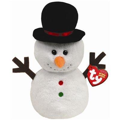 Ty Beanie Babies Twigs - Snowman