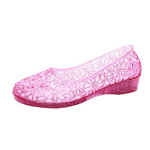 jelly ballerina shoes - 2