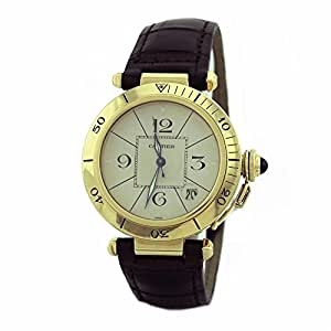 Cartier Pasha swiss-automatic mens Watch 1989 (Certified Pre-owned)