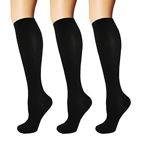 3/5 Pairs Compression Socks Women & Men