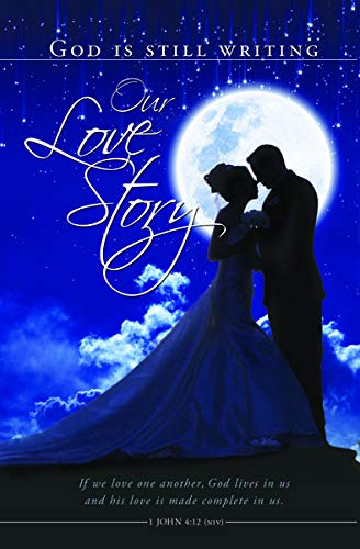 Bulletin-God Is Still Writing Our Love Story (Wedd]()