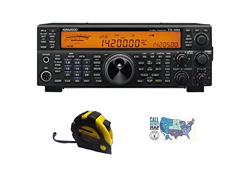Bundle - 3 Items - Includes Kenwood TS-590SG Base radio, ...
