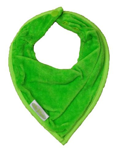 Billyz Silly Towel (Silly Billyz Towel Bandana Bib, Lime Green, 0-2 yrs by Silly Billyz)