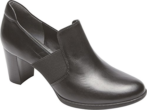 Chaussures à bout ouvert Rockport noires Casual femme OQLBj