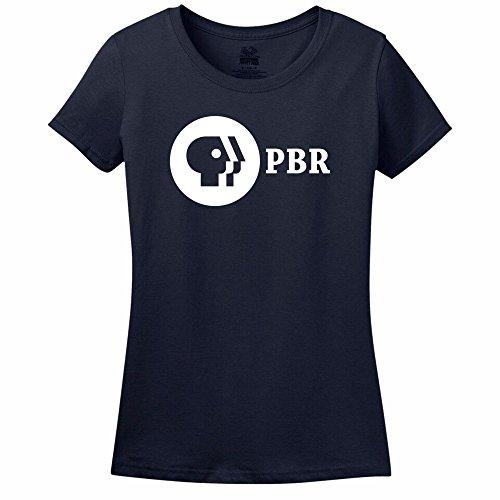pabst-blue-ribbon-pbs-parody-womens-t-shirt-x-large-navy