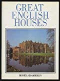 Great English Houses, Outlet Book Company Staff and Random House Value Publishing Staff, 0517550865