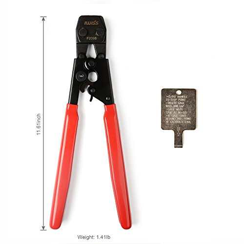 best crimper for insulated terminals