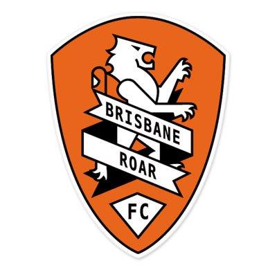 Brisbane Roar FC - Australia Football Soccer Futbol - Car Sticker - 5