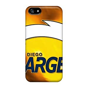 Brand New 5/5s Defender Case For Iphone (san Diego Chargers)