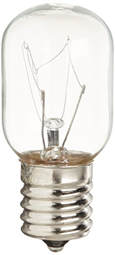 GE APPLIANCE PARTS WB25X10030 40W Incandescent Lamp by GE APPLIANCE PARTS