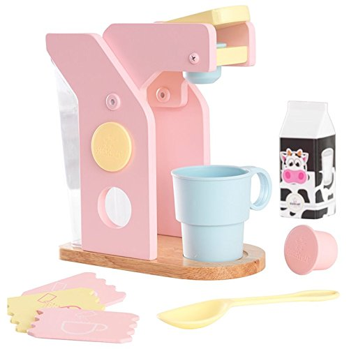KidKraft Pastel Coffee - Kitchen Wood Kidkraft Pastel