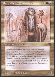 Price comparison product image Magic: the Gathering - Rasputin Dreamweaver - Legends