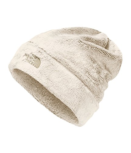 The North Face Osito Beanie - Vintage White & Peyote Beige - LXL