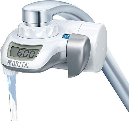 🥇 BRITA On Tap Sistema de Filtración para grifo – Agua filtrada de excelente sabor – Incluye 1 filtro para grifo BRITA ON TAP – 600 litros de agua filtrada por cartucho – Color blanco