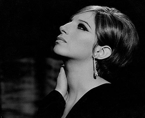 Berkin Arts Barbra Streisand Photography Giclee High Glossy Photo Paper Print Poster Poster(1) (Poster Streisand Barbra)