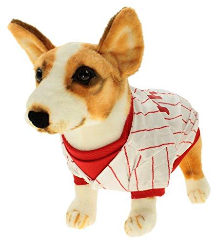 Sporty K9 MLB Baseball Dog Jersey, Philadelphia Phillies ()