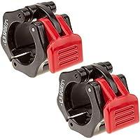 C.P.Sports Haltersluitingen, 25 mm, 28 mm, 30 mm, 50 mm, voor lange halterstangen, korte halterstangen, pomphalters…