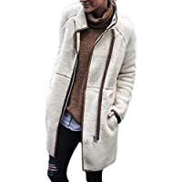 vermers Clearance Women Velvet Long Sleeve Jacket Overcoat, Womens Fashion Solid Tops Thicker Outwear Coat Clothes
