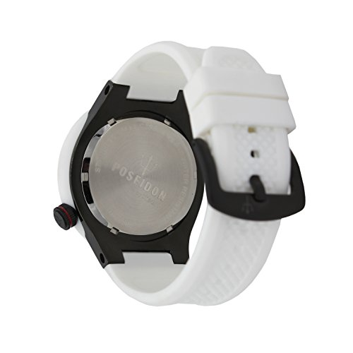 Analog Poseidon Silikon Kienzle By Mit Up00502Amazon Uhr Armband 9WHYD2EI