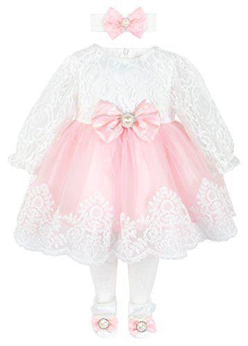 newborn lace dresses - 3