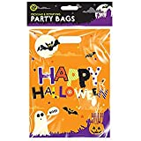 London Empire  ® Halloween Trick Or Treat Party Bags - 20 Pack - Perfect for Halloween, Parties, Fancy Dress & Other Events