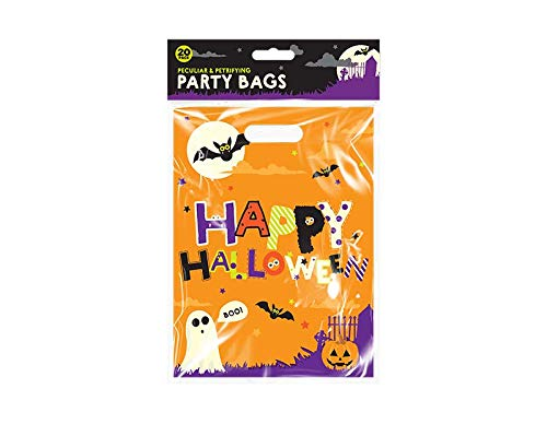 Perfect for Halloween 20 Pack London Empire  /® Halloween Trick Or Treat Party Bags Fancy Dress /& Other Events Parties
