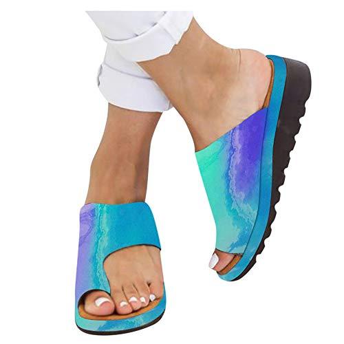 Sandals for Women Platform Gibobby Women's 2019 New Comfy Shoe Summer Beach Travel Shoes Fashion Sandal Ladies Shoes