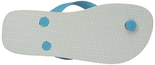 Pictures of Havaianas Kid's Top Play Sandal (Toddler/ White 7