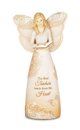 Pavilion Gift Company 19084 Teacher Angel Figurine, 6-Inch