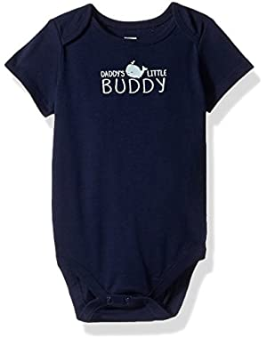 Baby Toddler Boys' Daddys Little Buddy