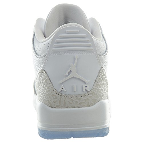 Gymnastics White Air 111 White Men s NIKE 3 Retro Jordan White White Shoes zYFx4q
