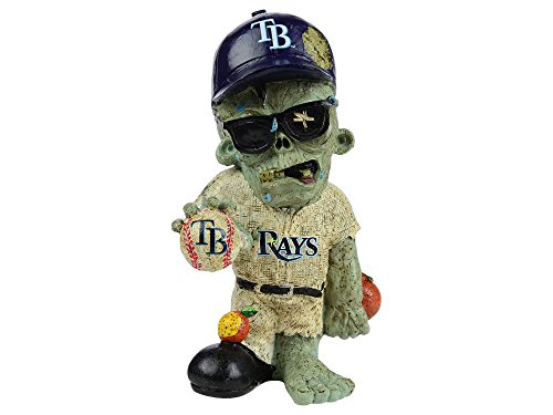 Tampa Bay Rays Resin Thematic Zombie Figurine