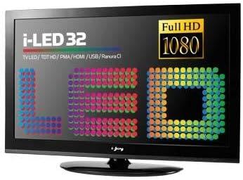 I-JOY I-LED 32- Televisión, Pantalla 32 pulgadas: Amazon.es ...