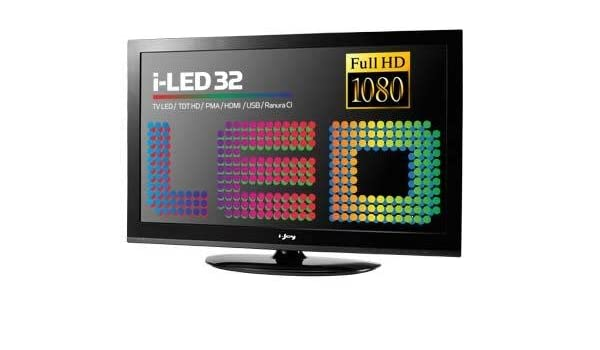 I-JOY I-LED 32- Televisión, Pantalla 32 pulgadas: Amazon.es: Electrónica