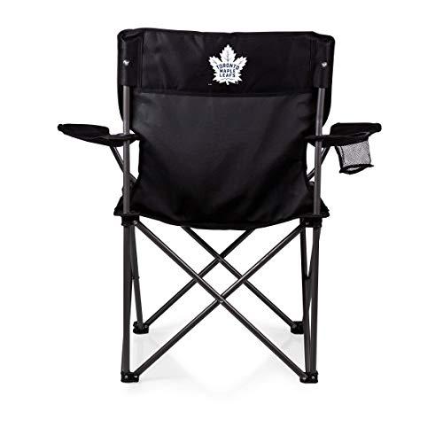 PICNIC TIME NHL Toronto Maple Leafs PTZ Portable Folding Camp Chair (Renewed) (Chair Toronto Frames)