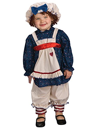 Yarn Babies Ragamuffin Dolly Costume, Toddler