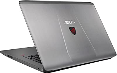 "ASUS 17.3"" Laptop (Metallic)"