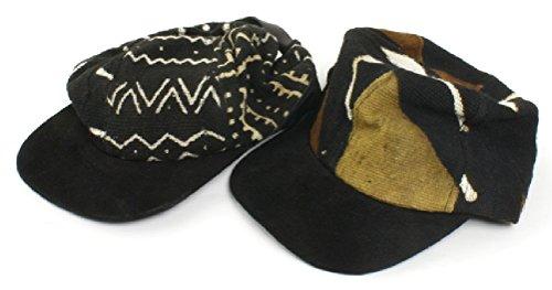 Amazon.com  Hand-made Mudcloth Mud Cloth Baseball Cap Hat  Clothing cf8d68b54a5