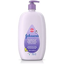 Johnson's Bedtime Hypoallergenic Lotion