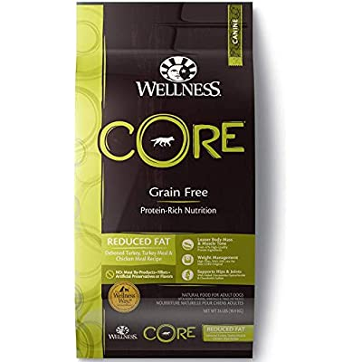 Wellness CORE Natural Grain Free Reduced Fat Dry Dog Food