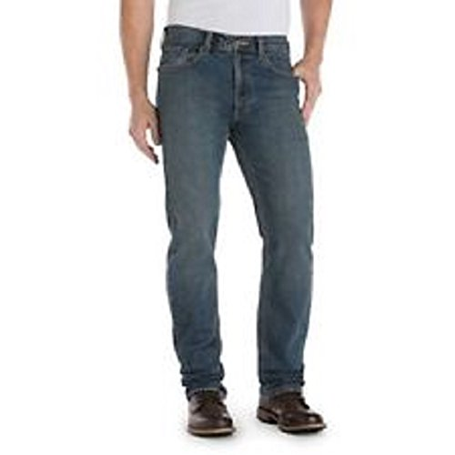Signature by Levi Strauss & Co. Men's Straight Fit Jeans, 30 X 30, Aviator