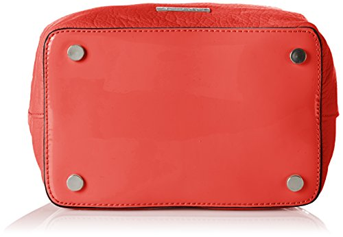 Bag Bucket Red Bulaggi Women's red Shoulder Clarice PBOaCqH