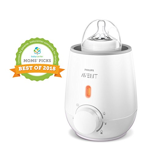 Large Product Image of Philips Avent Fast Baby Bottle Warmer, SCF355/00