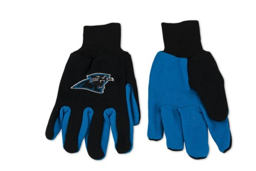 football gloves carolina panthers - 5