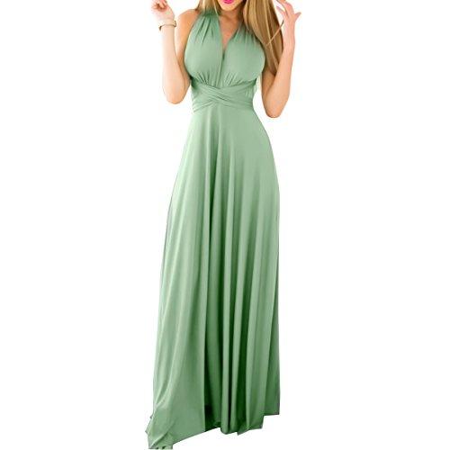 6 way wrap dress - 2