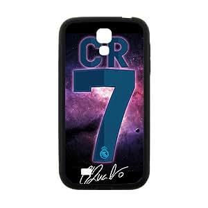 JIANADA CR 7 Black galaxy s4 case